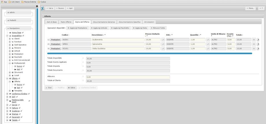 Software gestionale Medicina del Lavoro | ImpresaInCloud